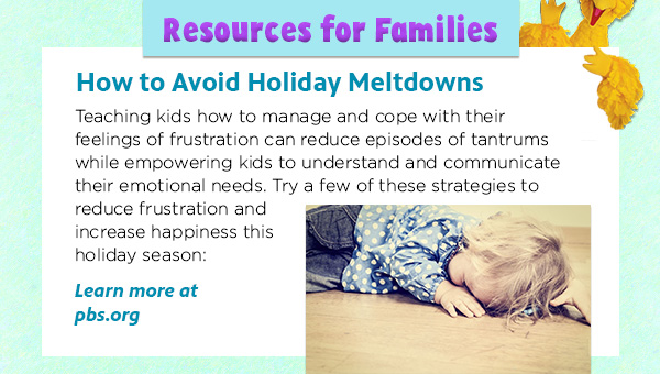 How to Avoid Holiday Meltdowns